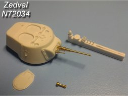 BT-7 turret 1:72