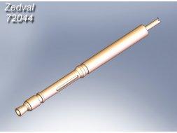 Zedval MG-34T 7.9mm barrel 1:72