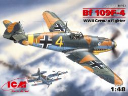 Bf 109F-4 1:48