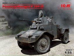 Panzerspähwagen P 204 (f) 1:35