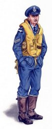 Plusmodel Spitfire pilot 1:48