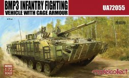 BMP-3 with Cage Armour 1:72