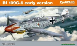 Bf 109G-6 early - ProfiPACK 1:48