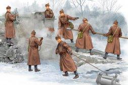 Trumpeter Soviet B-4 Artillery Crew 1:35