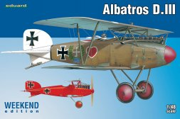 Eduard Albatros D.III - WEEKEND edition 1:48