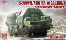 S-300PM/PMU (SA-10 Grumble) 5P85S/SD 1:72