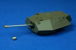 RB Model Crusader Mk. I, II - QF 2 pdr (40mm) barrel 1:48