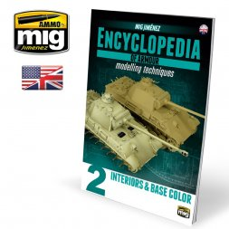 AMMO of MiG - Encyclopedia of Armour Modelling techniques Vol.2