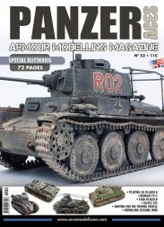 Panzer Aces Issue 52 - Special Blitzkrieg (English)