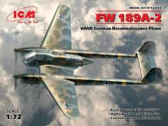 Focke-Wulf Fw 189A-2 1:72