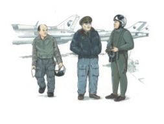 Warsaw Pact Pilots 1:72