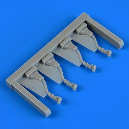 Quickboost A-37B Dragonfly control lever 1:48