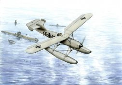 Arado Ar 231V-2 with Different Tail 1:48