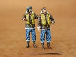 CMK RAF Fighter Pilots WW I 1:48
