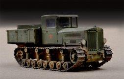 Trumpeter Soviet Komintern Artillery Tracktor 1:72