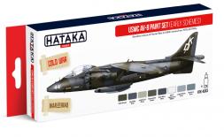 Hataka Hobby USMC AV-8 paint set (early schemes)