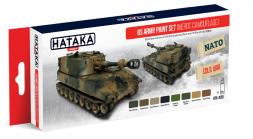 Hataka Hobby US Army paint set (MERDC camouflage)
