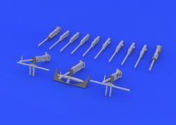 Eduard Brassin B-17G guns 1:32