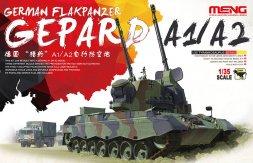 Meng Flakpanzer Gepard A1/A2 1:35
