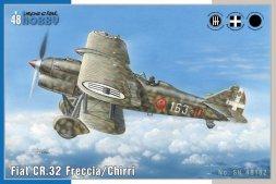 Fiat CR.32 Freccia/ Chirri 1:48