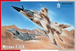 Mirage F.1CR - French Air Force 1:72