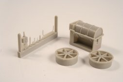 CMK German WW I Refuelling set 1:48