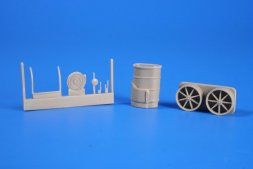 CMK British WW I Refueling set 1:48