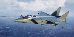 MiG-31B/BM Foxhound 1:72