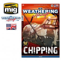 Weathering Magazine Aircraft Issue 2 Chipping English