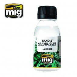 Sand & Gravel Glue 100ml