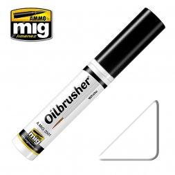 AMMO of MiG - Oilbrusher White