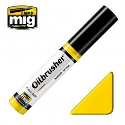 AMMO of MiG - Oilbrusher Ammo Yellow