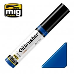 AMMO of MiG - Oilbusher Dark Blue