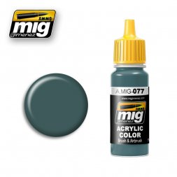 AMMO of MIG - 077 Dull Green - 17ml
