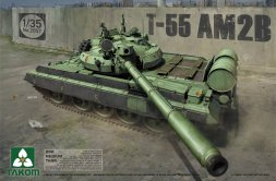 T-55AM2B DDR Medium Tank 1:35
