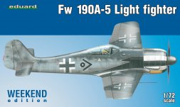 Focke Wulf Fw 190A-5 Light fighter - WEEKEND edition 1:72