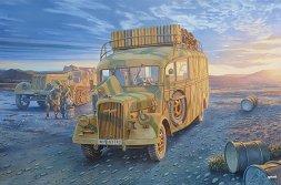Opel Blitz 3.6-47 Omnibus Staffwagen 1:35