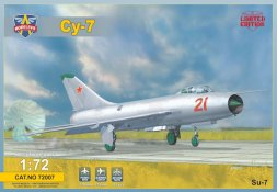 Su-7 Fitter - Limited Edition 1:72