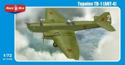 Mikro Mir Tupolev ANT-1 (TB-1) 1:72