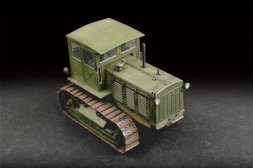 ChTZ S-65 Soviet Tracktor with Cab 1:72