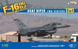 F-16DG/DJ Block 40/50 - USAF Viper 1:48