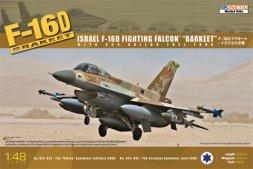 F-16D IDF Barka 1:48