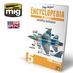 AMMO of MiG - Encyclopedia of Aircraft Vol.5 - Final Steps