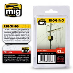 Rigging Fine 0.03mm