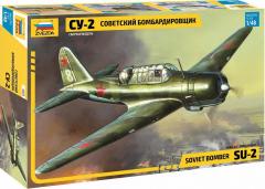 Sukhoi Su-2 1:48