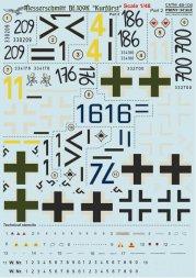 Bf 109K Kurfürst Part.2 1:48