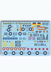 Print Scale P-47 Thunderbolt 1:144