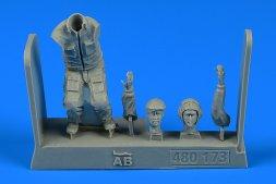 Aerobonus Soviet Aircraft Mechanic - cold war period Part.2 1:48