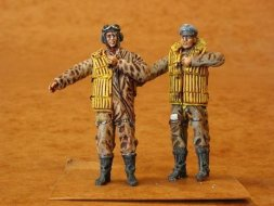 CMK German Bomber Pilots WW II 1:48