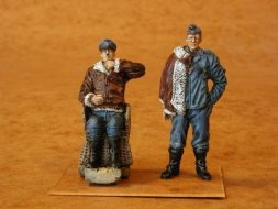 CMK German Fighter Pilots WW II (Winter) 1:48